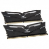 Team Group T-Force Nighthawk, fehér LED, DDR4-2666, CL15 - 16 GB Kit /THWD416G2666HC15BDC01/