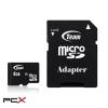 Teamgroup 8gb microsdhc class 10 tusdh8gcl1003 memóriakártya + adapter