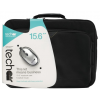 "TechAir Laptop Bag with wired mouse v3 15.6"" fekete"