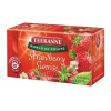 TEEKANNE Gyümölcstea, 20x2,5 g, TEEKANNE Strawberry Sunrise, eper (KHK273)