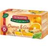 TEEKANNE narancs-gyömbér tea 20db