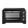 Tefal OF464810 elektromos mini sütő, 1600W, grill 800W, 3L, maximális hőmérséklet 240 °C, Fekete (OF464810)