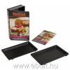 Tefal Toastsütő lap Tefal Snack Collection szendvicssütőhöz