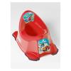 Tega Zenélő gyerek csúszásmentes bili  Autók piros | Piros |