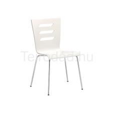 Teirodád.hu HAL-K155 fémvázas szék rétegelt fa ülőlappal tárgyalószék