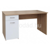 Teirodád.hu MIK-140/1F1A fiókos íróasztal