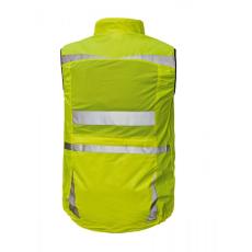 TEKKA ciklus kabát HV sárga XL