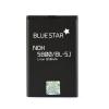 Telefon akkumulátor: BlueStar Nokia 5800 XM/C3-00/N900/X6/5230/Lumia 520/525 BL-5J utángyártott akkumulátor 1350mAh