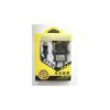 Telefontöltő fekete - USB kábellel 0.7A 5V