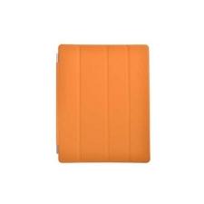 Telone Smart Cover támasztós tok Apple iPad 2,  3,  4-hez narancs* tablet tok