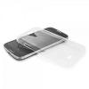 Telone Ultra Slim 0,3mm vékony szilikon tok Xiaomi Mi 9 Lite-hoz átlátszó