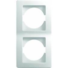 TEM EKONOMIK Kettes keret Fehér OE21PW Tem villanyszerelés