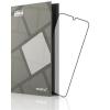 Tempered Glass Protector védőkeret a Huawei P Smart S készülékhez, fekete