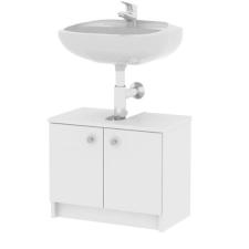 Tempo Galena SI02 alsószekrény, fehér bútor