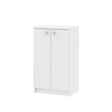 Tempo Galena SI06 alacsony alsó állószekrény, fehér bútor