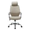 Tempo Irodai szék, bézs-barna, DENZEL