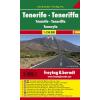 Tenerife zsebtérkép - f&b AK 0502 IP