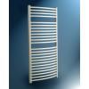 Termo Teknik Star Fürdőszobai radiátor íves fehér 750 * 764 törölközőszárító