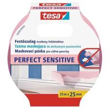 """Tesa Festő- és mázolószalag, érzékeny felületekhez, 25 mm x 25 m,  """"Perfect Sensitive"""" festő és tapétázó eszköz"""