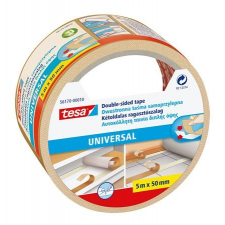 """Tesa Ragasztószalag, kétoldalas, 50 mm x 5 m, TESA, """"PP 56170"""" ragasztószalag"""