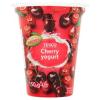 Tesco cseresznyés joghurt 150 g