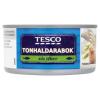Tesco tonhaldarabok sós lében 185 g