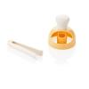 Tescoma Delícia műanyag fánk kiszúró+csipesz, 630047
