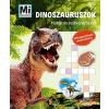 Tessloff - Babilon Kiadó Dinoszauruszok - Mi Micsoda Matricás rejtvényfüzet
