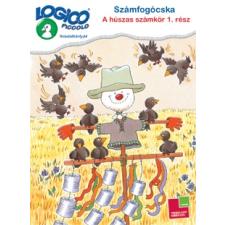 Tessloff Logico Piccolo feladatkártyák Számfogócska: A húszas számkör 1. rész oktatójáték