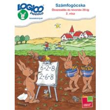 Tessloff Logico Piccolo feladatkártyák Számfogócska: Összeadás és kivonás 20-ig 2. rész oktatójáték