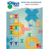 Tessloff Logico Piccolo feladatkártyák - Szem-kéz koordináció: Játék a formákkal