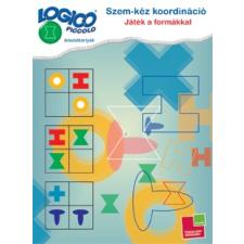 Tessloff Logico Piccolo feladatkártyák - Szem-kéz koordináció: Játék a formákkal oktatójáték