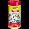 Tetra Rubin Granules - Granulátum táplálék díszhalak számára (250ml)