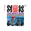 The Beach Boys Little Deuce Coupe - Mono-Stereo (CD)