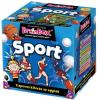 The Green Board Game Brainbox - Sport