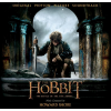 - THE HOBBIT - THE BATTLE OF THE FIVE ARMIES - CD -