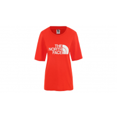 The North Face W Bf Easy Tee Fiery Red