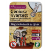 The Purple Cow Géniusz kvartett: Nagy felfedezők és újítók - ismeretterjesztő kártyák