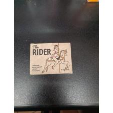 the Rider - természetes étrendkiegészítő férfiaknak (2db) potencianövelő