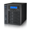 Thecus WindowsStorage W4810 4bay Desktop-NAS 4GB W4810 Hálózati adattár