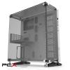 Thermaltake core p5 ca-1e7-00m6wn-01 snow edition edzett üveg ablakos számítógép ház