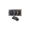 Thermaltake Riing 12, 120mm LED RGB 3db TT Premium (CL-F049-PL12SW-A)