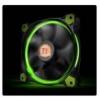 Thermaltake Riing 12, 120mm LED ventilátor - zöld