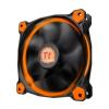 Thermaltake Riing 14, 140mm LED Kék/Narancs (CL-F039-PL14OR-A)