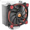 Thermaltake Riing Silent 12 Red processzor hűtő
