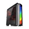 Thermaltake Versa C22 RGB black Case Window RGB MIDI Tower (CA-1G9-00M1WN-00)