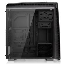Thermaltake Versa N27 ATX Ablakos Fekete Számítógépház számítógép ház