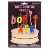 TheTalentShed DON´T ASK születésnapi gyertyák