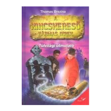 Thomas Brezina - Túlvilági útmutató /a kincskereső hármas ikrek 1 db regény