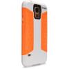 Thule Atmos X3 Samsung Galaxy S5 ütésálló fehér-narancssárga tok TAGE-3162WT/SKOR